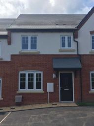 Thumbnail 3 bed town house to rent in Tulip Walk, Gnosall, Stafford