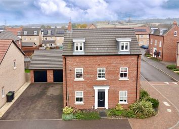 Thumbnail 3 bed detached house for sale in Prince Georges Drive, Sandy, Bedfordshire