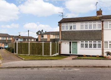 Thumbnail 3 bed semi-detached house for sale in Granger Avenue, Maldon, Essex