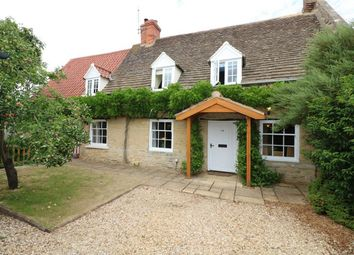 Thumbnail 3 bed cottage for sale in Halfleet, Market Deeping, Lincolnshire