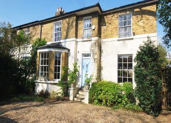Thumbnail 3 bed semi-detached house to rent in Trafalgar Road, Twickenham