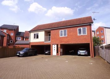 Thumbnail 2 bed maisonette for sale in Sinatra Drive, Oxley Park, Milton Keynes, Buckinghamshire