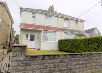 Thumbnail 3 bed property for sale in Heol Y Felin, Seven Sisters, Neath