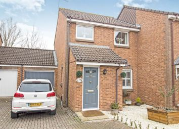 Thumbnail 3 bed semi-detached house for sale in Coachways, Andover