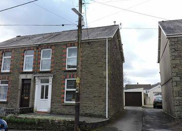 Thumbnail 3 bedroom semi-detached house for sale in George Street, Pontardawe, Swansea