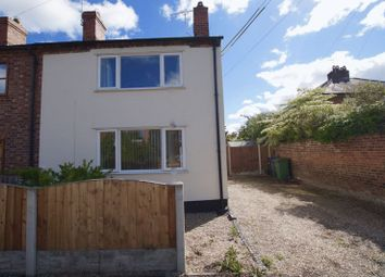 Thumbnail 3 bed terraced house for sale in Salop Road, Overton, Wrexham