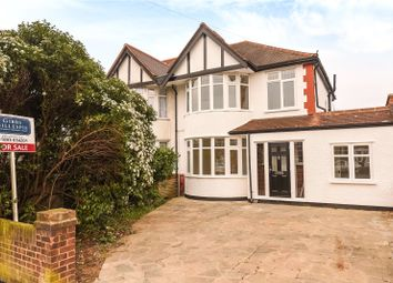 Thumbnail 4 bed semi-detached house for sale in West End Road, Ruislip, Middlesex