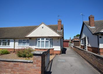 Thumbnail 2 bed bungalow to rent in Norfolk Road, Wigston