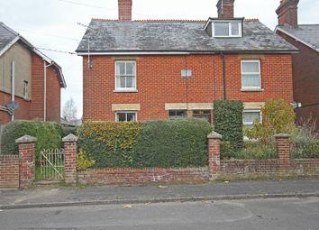 Thumbnail 2 bed semi-detached house for sale in Hillbury Park, Hillbury Road, Alderholt, Fordingbridge