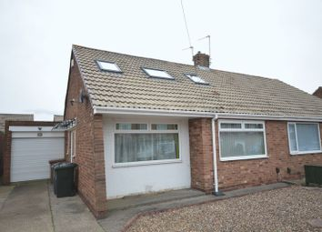 Thumbnail 3 bed bungalow for sale in Matfen Avenue, Shiremoor, Newcastle Upon Tyne