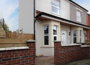 Thumbnail 2 bed end terrace house for sale in Greenbank Avenue West, Bristol