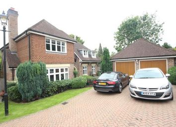 Thumbnail 5 bed detached house to rent in Chipstead Way, Surrey