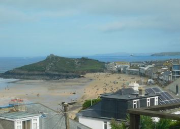 Thumbnail 2 bed semi-detached bungalow for sale in Fair View Westward Road, St. Ives, Cornwall