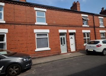 Thumbnail 2 bed terraced house to rent in West Street, Hoole, Chester