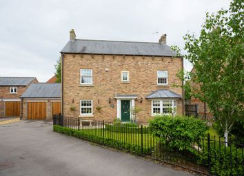Thumbnail 5 bedroom detached house for sale in The Garden Village, Earswick, York