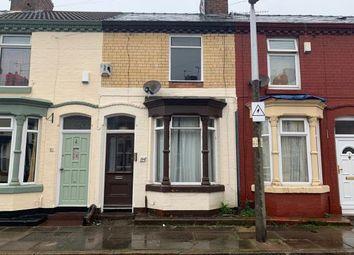 Thumbnail 2 bedroom terraced house for sale in Methuen Street, Wavertree, Liverpool