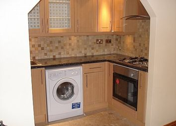 Thumbnail 3 bed flat to rent in Blythe Road, London