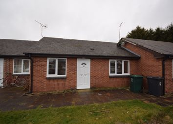 Thumbnail 2 bed terraced bungalow to rent in Egginton Road, Etwall, Derby