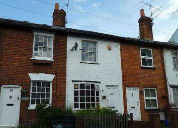 Thumbnail 2 bed terraced house to rent in Waterside, Chesham