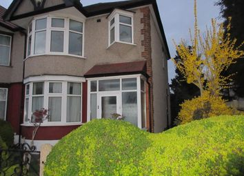 Thumbnail 3 bed end terrace house to rent in Park View Gardens, Redbridge