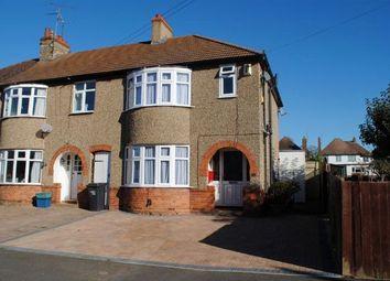 Thumbnail 3 bed end terrace house for sale in Foxgrove Avenue, Kingsthorpe, Northampton