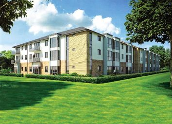 Thumbnail 2 bed flat for sale in Weavers Court, Swordy Drive, Alnwick