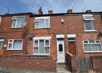 Thumbnail 2 bed terraced house for sale in Sheffield Street, Scunthorpe