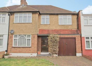 Thumbnail 5 bed semi-detached house to rent in Danemead Grove, Northolt