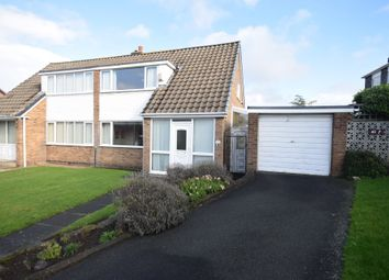 Thumbnail 3 bed semi-detached house for sale in Ravensmead, Featherstone, Pontefract