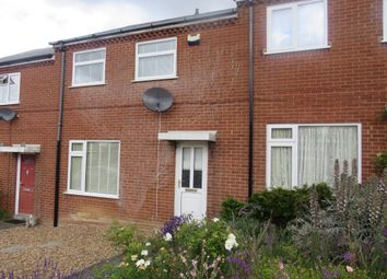 2 bed town house for sale in Naseby Way, Great Glen, Leicester LE8