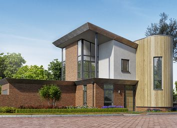 "Thumbnail 3 bedroom property for sale in ""Gatehouse"" at Kitsmead Lane, Longcross, Chertsey"