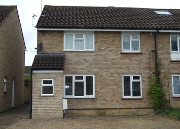 Thumbnail 2 bed maisonette to rent in Kelsey Close, Horley