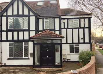 Thumbnail 6 bed semi-detached house for sale in Shaftesbury Waye, Hayes