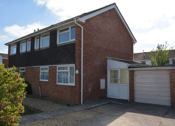 Thumbnail 3 bed semi-detached house for sale in Starling Close, Worle, Weston-Super-Mare