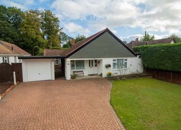 Thumbnail 3 bed detached bungalow for sale in Basingbourne Road, Fleet
