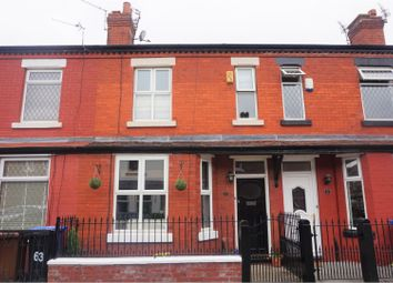 Thumbnail 2 bed terraced house for sale in Bulkeley Road, Cheadle