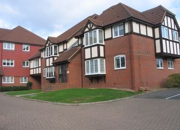 Thumbnail 2 bed flat to rent in Sandringham Court, Priory Field Drive, Edgware, Middlesex