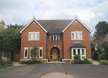 Thumbnail 4 bed detached house for sale in Redwell Road, Wellingborough