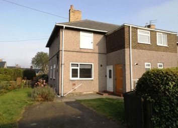 Thumbnail 3 bed end terrace house to rent in Charles Street, Pegswood, Morpeth