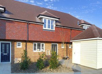 Thumbnail 3 bed terraced house for sale in Bakers Yard, Harrietsham, Maidstone, Kent