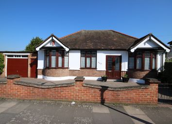 Thumbnail 3 bed bungalow to rent in Mortlake Road, Ilford, Essex