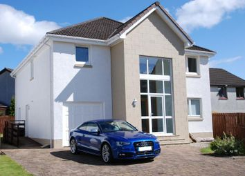 Thumbnail 5 bed detached house to rent in Millhouse Road, Inverkip, Greenock