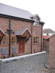 Thumbnail 2 bed terraced house to rent in 3 Queens Court Mews, Queens Court, Ledbury, Herefordshire