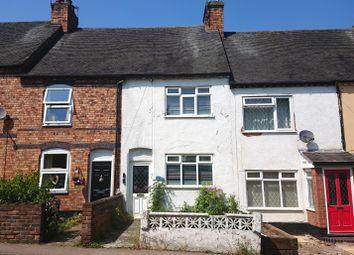 Thumbnail 3 bed terraced house for sale in Tamworth Road, Amington, Tamworth
