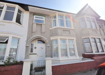 Thumbnail 3 bed terraced house for sale in Arnside Road, Wallasey