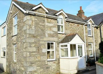 Thumbnail 3 bed end terrace house for sale in Gerrans, Truro, Cornwall