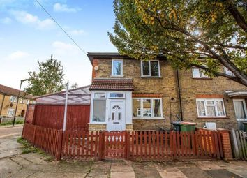 Thumbnail 2 bedroom end terrace house for sale in Plaistow, London, England