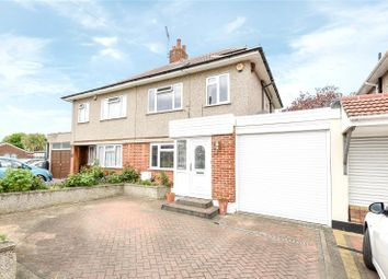 Thumbnail 4 bed semi-detached house for sale in Weymouth Road, Hayes, Middlesex