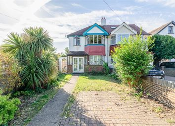Thumbnail 3 bed semi-detached house for sale in St Albans Road, Sutton, Surrey