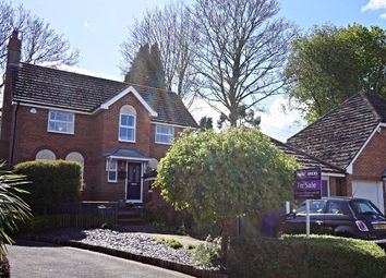 Thumbnail 4 bedroom detached house for sale in Bramble Close, Uppingham